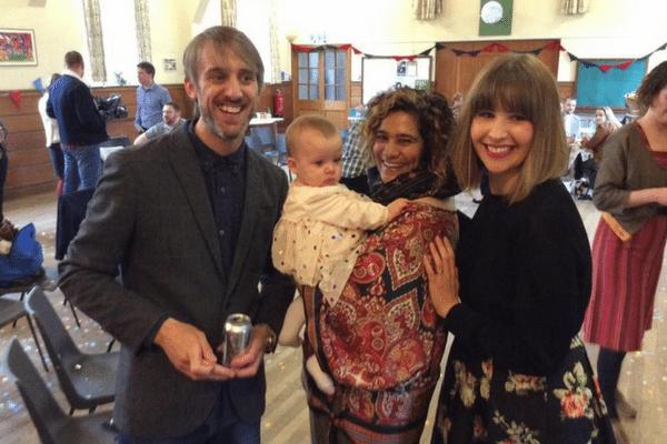baby Naming Ceremony Yorkshire celebrant