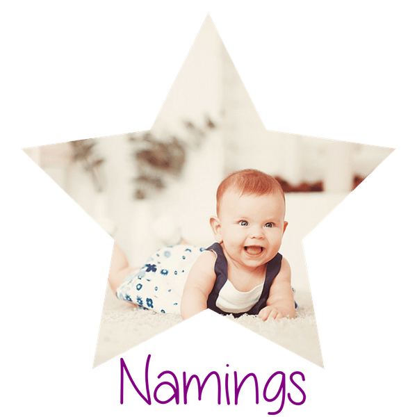 Yorkshire Celebrant baby Naming Ceremonies