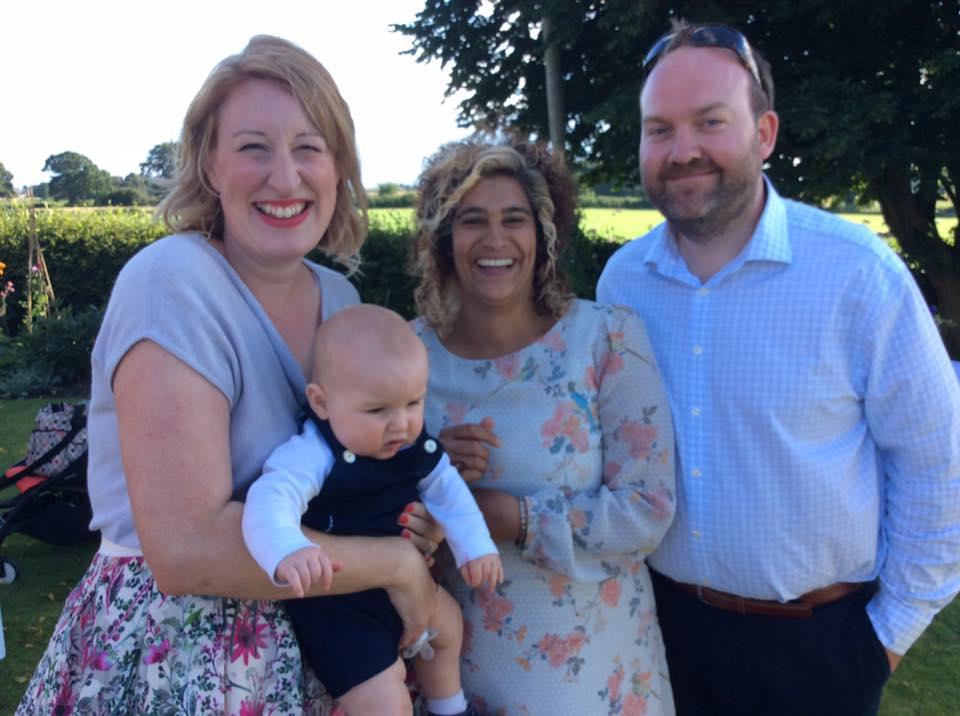 Yorkshire Celebrant Baby Naming
