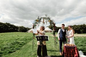 Yorkshire Wedding Celebrant