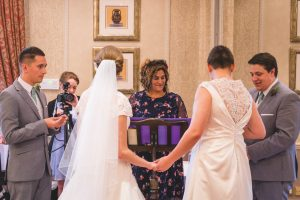 Yorkshire Celebrant Wedding