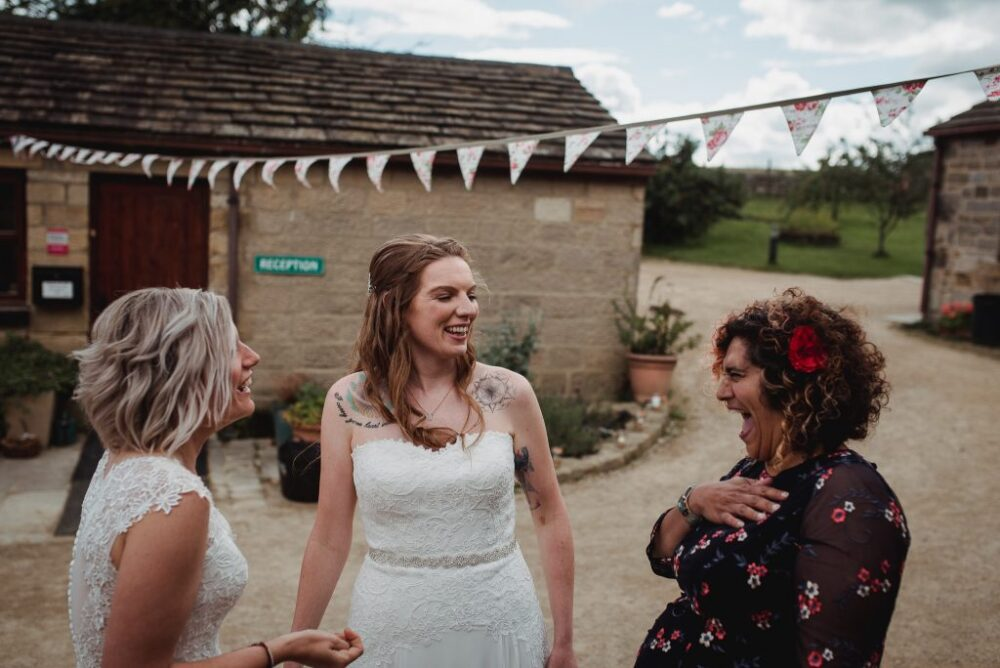 A Wedding Musical by a Yorkshire Celebrant!