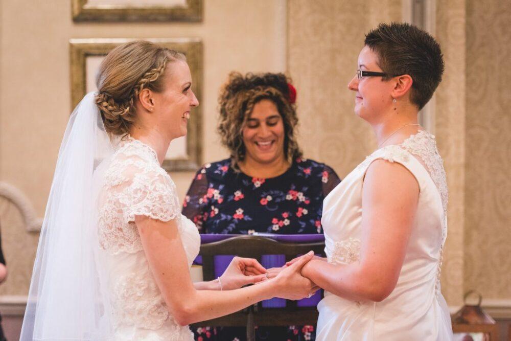 Yorkshire Same Sex Wedding Ceremony