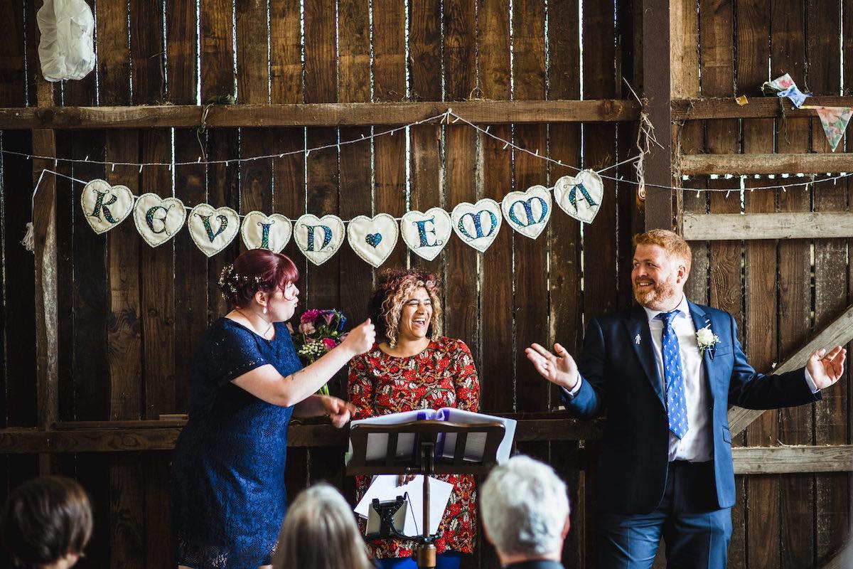 Yorkshire Celebrant