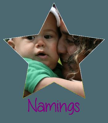 Naming Ceremonies