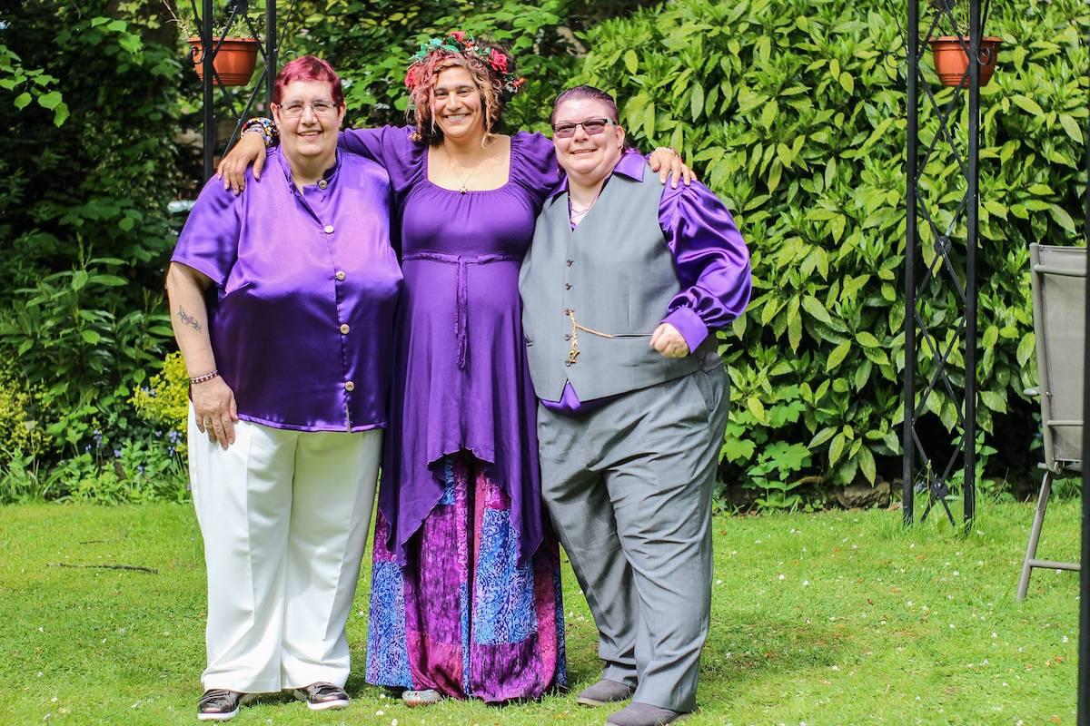 Yorkshire Wedding Celebrant Same Sex